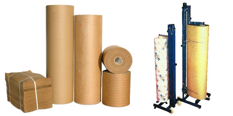 papier kraft emballage