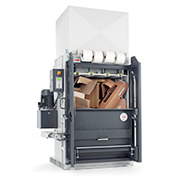 Compacteur V-Press 1160
