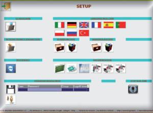 Interface multilingue