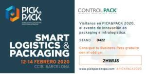 ControlPack au salon Pick & Pack