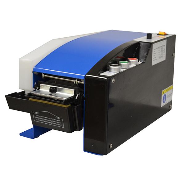 Humecteur papier gommé semi-automatique