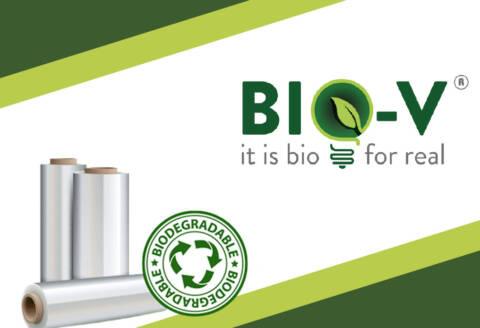 Nouvelle gamme d'emballages en plastique biodégradable