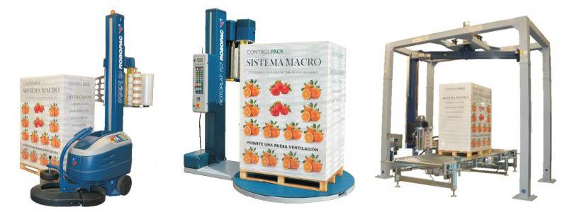 machines macroplat