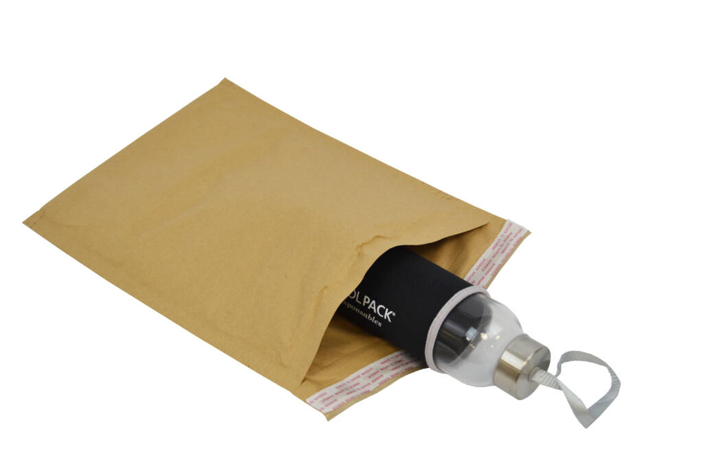 enveloppes matelassées kraft